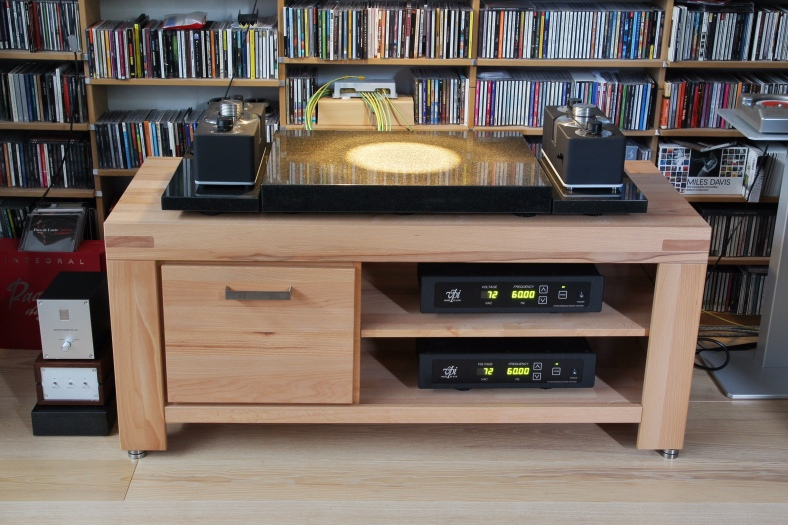next turntable project